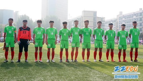 """2016河南校园足球最强赛事——""""省长杯""""开赛"""
